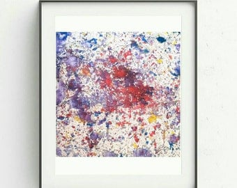 Marbling MULTICOLOR drawing/ Marbling paper/marbling cardboard for your home and office
