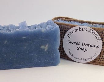 Sweet Dream Hot Process Soap