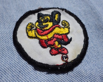 Vintage Mighty Mouse Patch