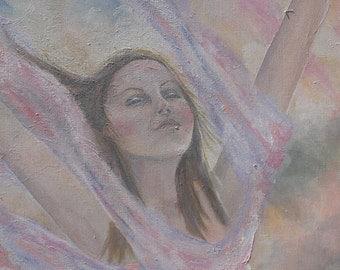 Free, original painting