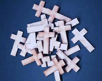Easter Crucifix MDF Wood Blank Shape