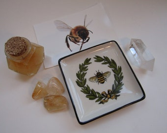 In Praise of Bees ~ Offering Dish