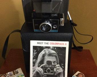 Polaroid Colorpack 2 Land Camera