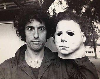michael myers etsy - Michael Myers Halloween Decorations