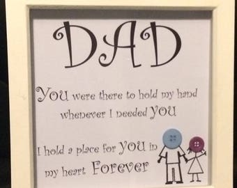 Thoughtful dad gift etsy for Thoughtful gifts for dad from daughter