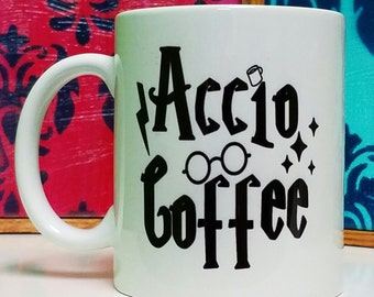 Accio Coffee Mug