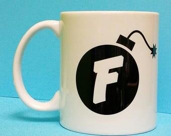 F Bomb Mug