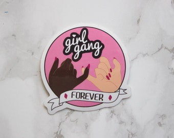 Girl Gang Sticker