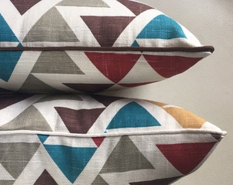 Southwestern Lumbar Pillow Cover