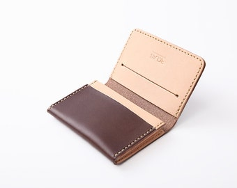 RCLAB designs, Leather Business card holder, Corporate Gifts, Gifts for him, Boyfriend, Boss Gift, Fathers Day Gift