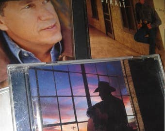 3 Just Like New George Strait cds~ Ships FAST and FREE!!