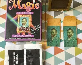 Magic stage (magic trick) stolen table