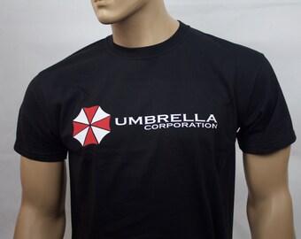 Resident Evil inspired Umbrella Corporation t-shirt