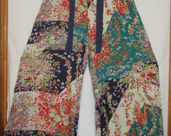 Elevenses Clothing Line, Wide Legged, Boho, Palazzo, Hippie, Pants Size 10
