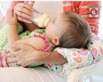 Slip-On Arm Nursing Pillow