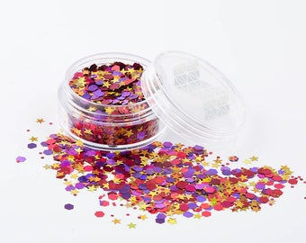 Enchanted - Face & Body Festival Glitter