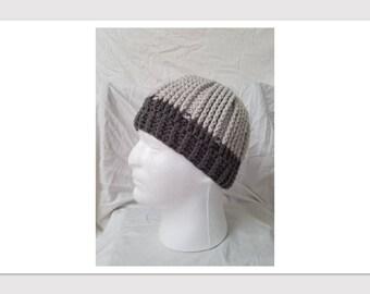 Crochet Reversible Beanie/hat