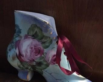 Limoges High Healed Shoe