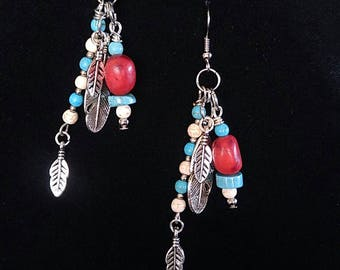 Native Style Earrings