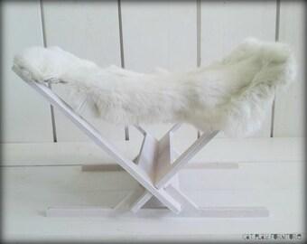 Cat hammock - V style Lapin. Cat bed, best cat furniture, modern cat furniture, luxury cat beds, cute cat beds, cat hammock bed, cat sofa
