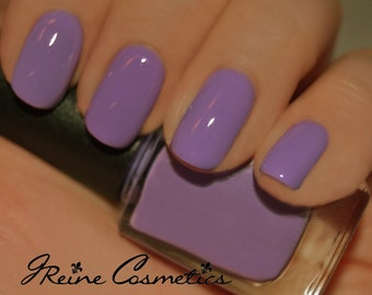 Iris Wish - Purple Creme Nail Polish