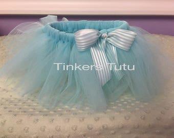 Aquamarine tutu (aqua blue tutu)
