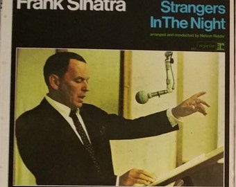 Frank Sinatra Strangers In the Night LP