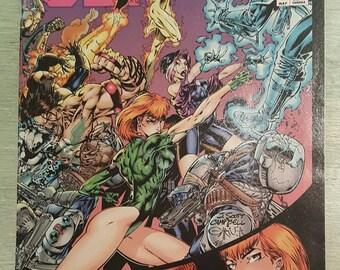 Gen 13 comic Book