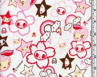 Tokidoki Cotton Jersey