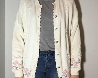 Granny Cardigan (Vintage)