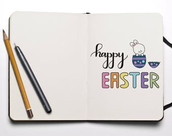 Printable: Happy Easter