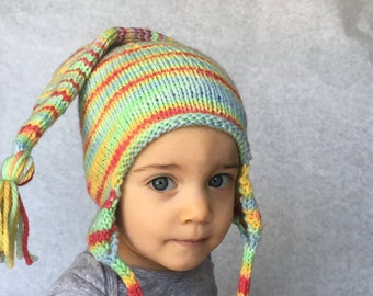 Custom Hudson Hat - infant to child sizes