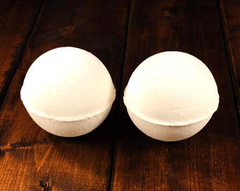 Coconut Cream Pie Bath Bomb, Bath Fizz