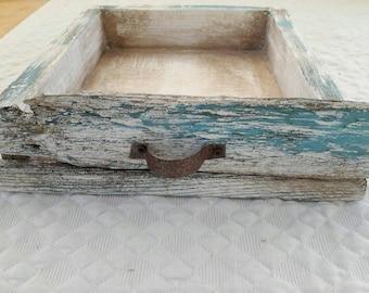 Glove box in Driftwood