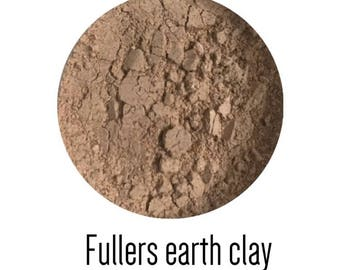 Fullers earth clay mask for radient skin