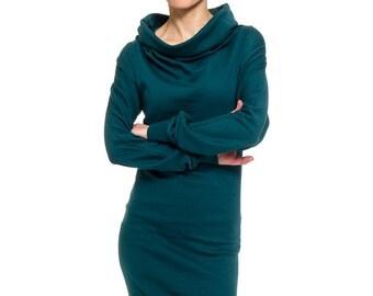 Kolla 2 in 1. long-sleeved. Emerald