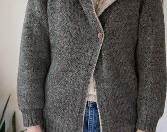 Vintage Reversible Sweater