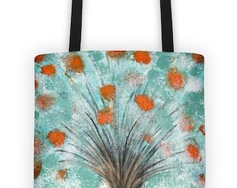 Tote bag 100% original design - Tree -