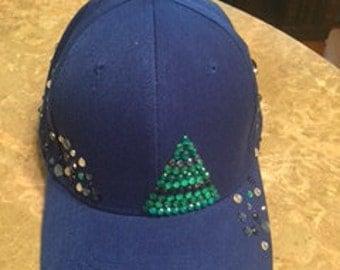 Blue Baseball Caps