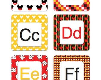 Educational Printables, Alphabet Printables, Early education, preschool, learning tools,