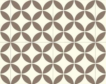 Cushioned Vinyl Flooring Sheet - VICTORIA 4412