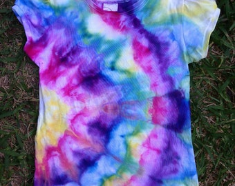 Sale! Girls Ice Dyed top.
