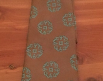 1970's vintage ... Textured tie by Damon