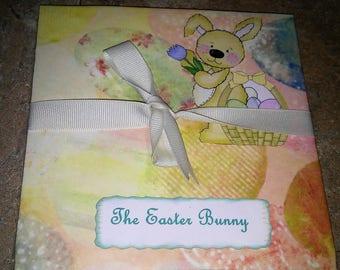 Easter Bunny Accordian Album