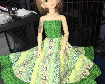 MSD girl dress