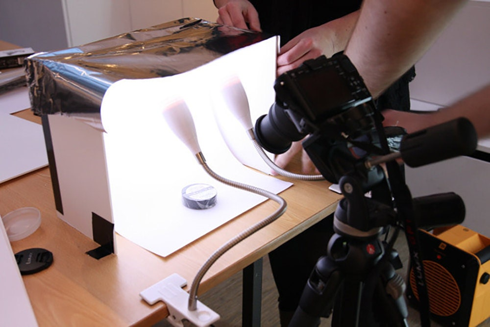 Pixc S Ultimate Guide To Diy Product Photography: How To Build A DIY Photography Light Box