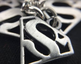 Superman Charm Bracelet