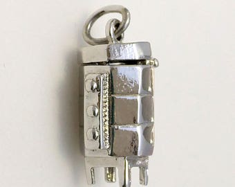 Sterling Silver Pottery Kiln Charm by Rembrandt Charms RQC 925