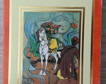 The Arabian Nights ~ One Thousand and One Nights ~ Vintage Bedtime Stories