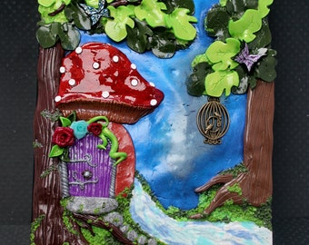Leprechaun Forest, enchanted forest, fairy, Elf book